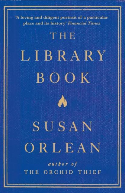 he Library Book | Orlean, Susan. Auteur